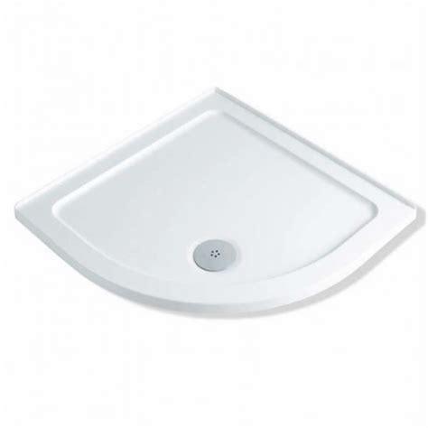 Anti Slip Shower Tray by Anti Slip Mx Durastone 900mm X 900mm Low Profile Quadrant