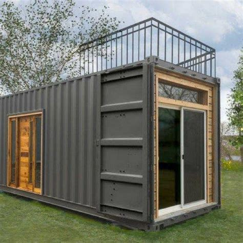 Tiny Haus Auf Raten Kaufen by Prefabricated Container House View Specifications
