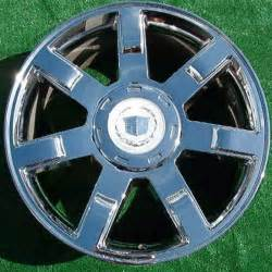 Cadillac 22 Rims Oem Wheels Direct Cadillac Escalade 22 Inch Wheel 2007 2013