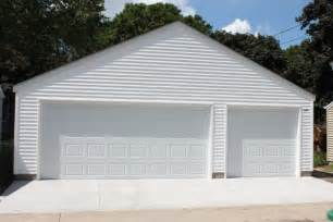 How To Build A Car Garage St Paul Garage Builders Three Car Garage Sizes Dimensions