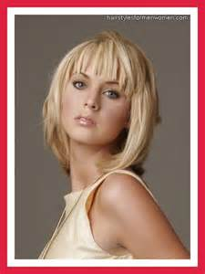 40 hairstyles with bangs medium hairstyles with bangs for women over 40 with fine