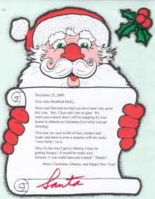 A Letter From Santa Template Letter To Santa Kids Letter Santa Template Christmas
