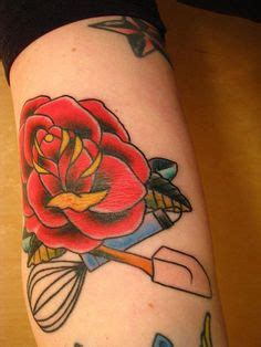 what can i add to my rose tattoo tattoos i like on travis barker cherry