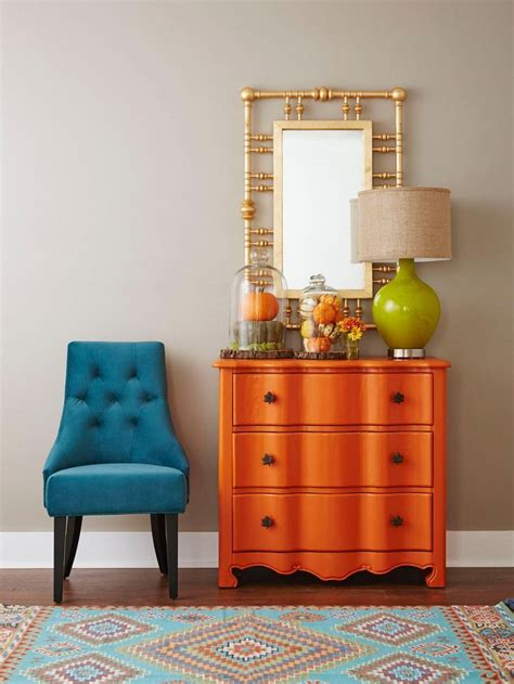 best 25 orange furniture ideas on orange