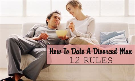 12 Tips On How To Date by 12 Basic Tips On How To Date A Divorced With