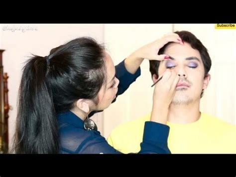husband is now a housewife and wears female clothes doing my husband s makeup itsjudytime youtube