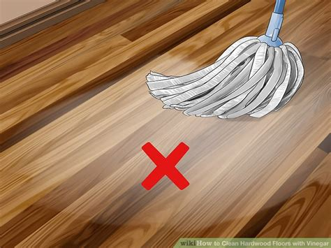 How Do I Clean Wood Laminate Floors by 3 Ways To Clean Hardwood Floors With Vinegar Wikihow