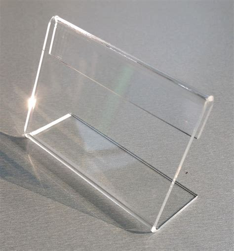 Clear Acrylic L by Aliexpress Buy Clear T2mm Plastic Acrylic Sign