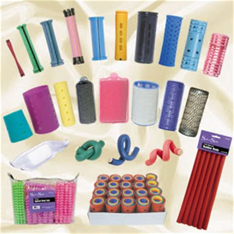 Type Of Hair Rollers different types of hair rollers www pixshark
