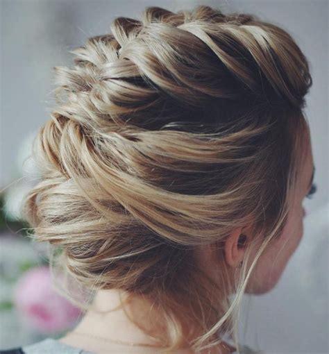 fashion forward hair up do best 25 braided updo ideas on pinterest bridesmaid hair
