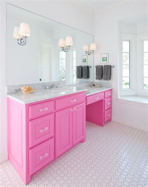 think pink 5 girly bathroom ideas best friends for frosting