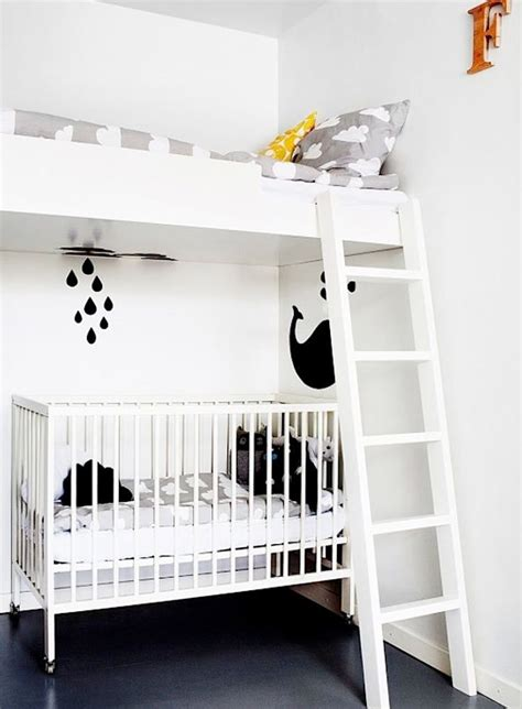 bunk bed cot best 25 bunk bed crib ideas on pinterest toddler bunk