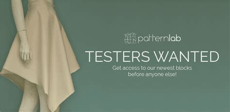 pattern lab london testers wanted patternlab
