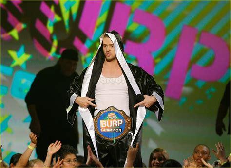 Justin Timberlake Wore Boxers 2007 Choice Awards by Justin Timberlake In Boxer S Shorts Photo 2413790