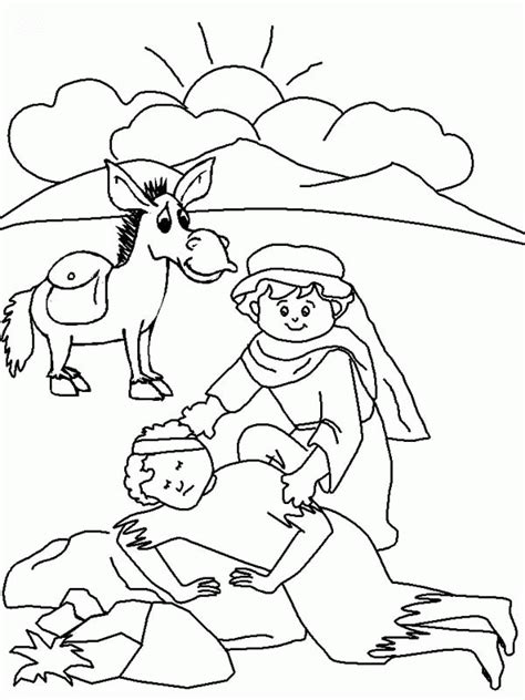 Samaritan Coloring Pages For samaritan coloring pages for coloring home