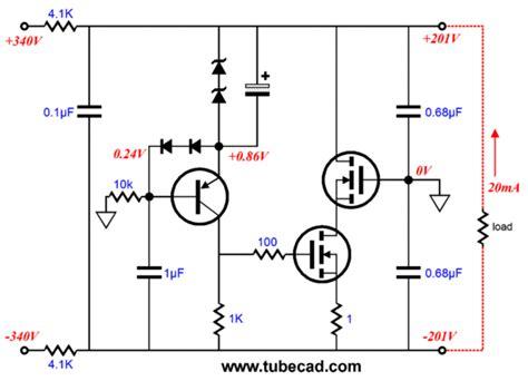 mosfet transistor voltage regulator ps 7 bipolar shunt regulators