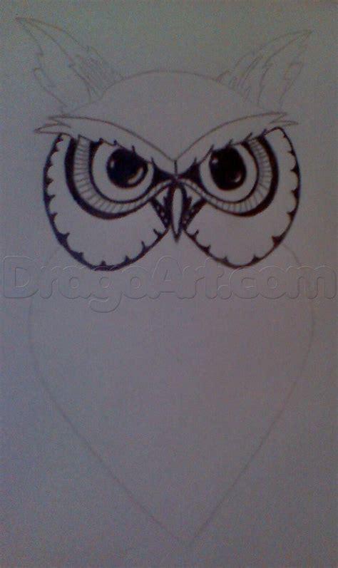 owl tattoo gun owl tattoo step by step tattoos pop culture free