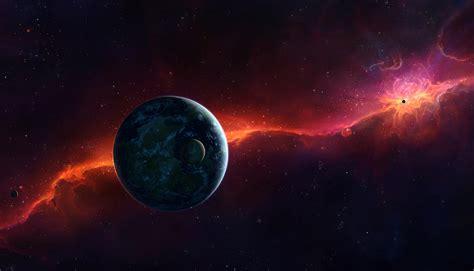 apple wallpaper cosmos wallpaper planets cosmos galaxy 4k space 6351