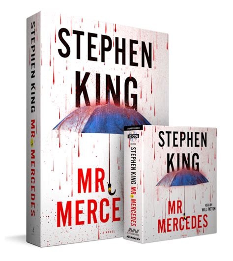 Mr Sweepstakes - enter stephen king s mr mercedes sweepstakes