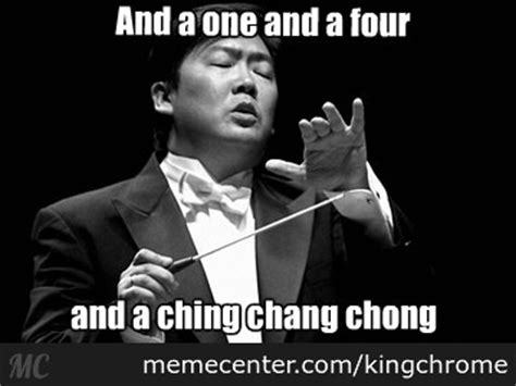 Black Chinese Man Meme - chinese conductor by kingchrome meme center