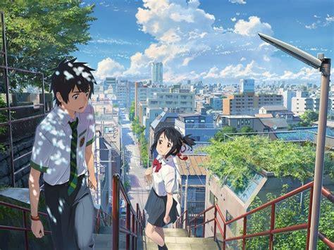 anime kimi no na wa japan s best anime movie of 2016 kimi no na wa 3