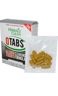 12 Hour Detox by Tabs 1 Hour 10 Tab 12 87ea From Herbal Clean Detox