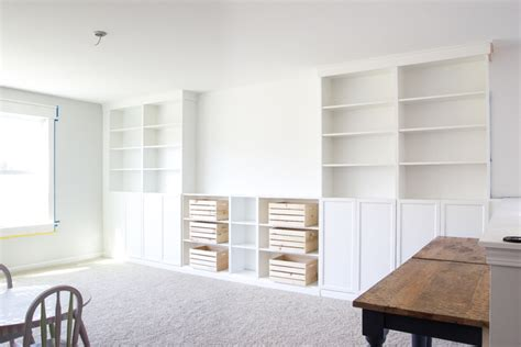 billy bookcase built in with doors billy bookcase built in with doors book shelves around