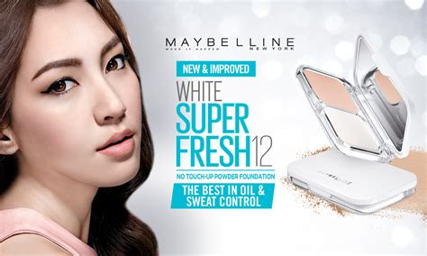 Maybelline White Superfresh Powder summer must maybelline white superfresh 12 no touch