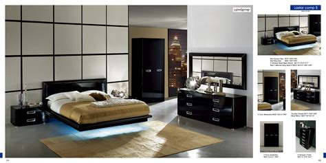 contemporary black bedroom furniture black modern bedroom furniture decobizz com