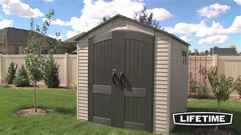 lifetime  lifetime  storage shed epic shed