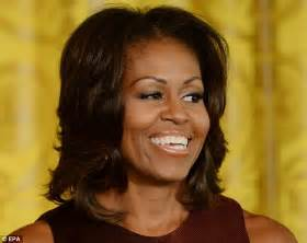 obama hair weave michelle obama without makeup