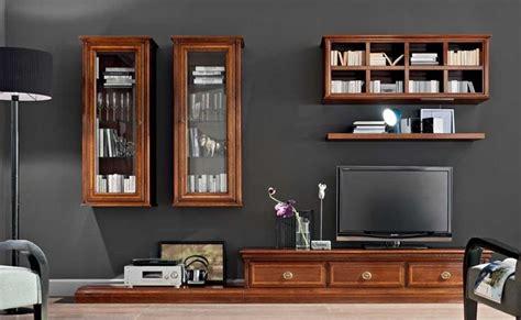 le fablier librerie parete attrezzata classica pareti attrezzate