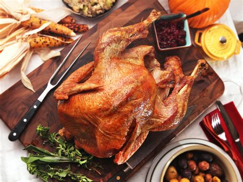 the best simple roast turkey with gravy recipe serious eats