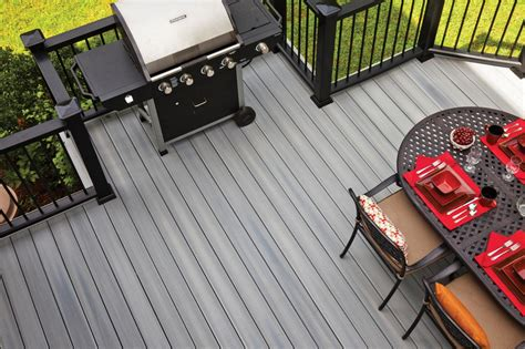 gray deck photos hgtv