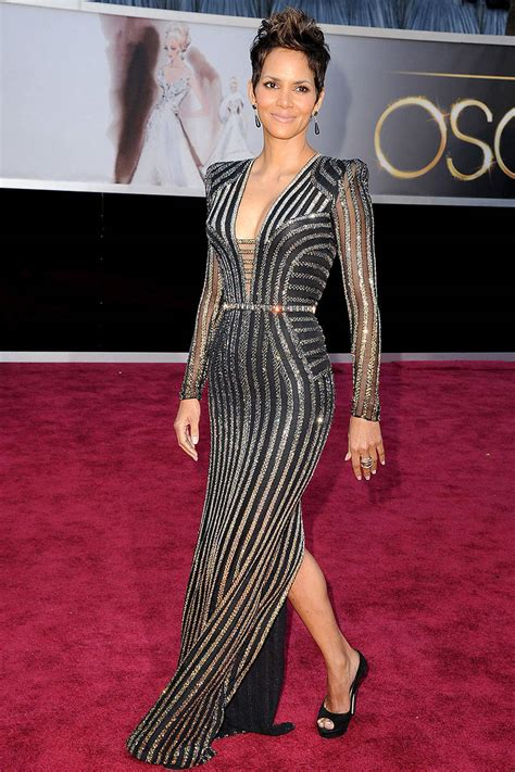 Frock Horror Of The Week Halle Berry by Halle Berry Style Halle Berry Fashion Pictures