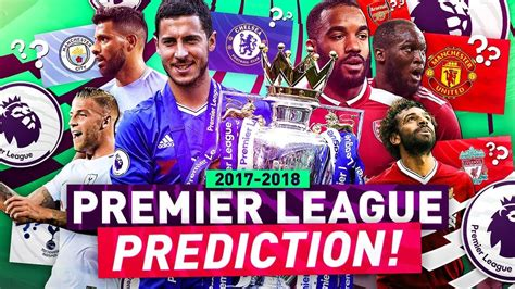 epl games predictions premier league prediction youtube