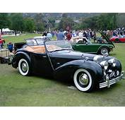 1947 Triumph Roadster Photos Informations Articles