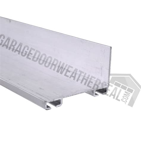 overhead door seals bottom overhead door bottom seal retainer garage door weather seal