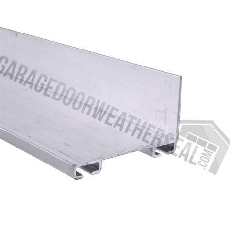 Overhead Garage Door Seal Overhead Door Bottom Seal Retainer Garage Door Weather Seal