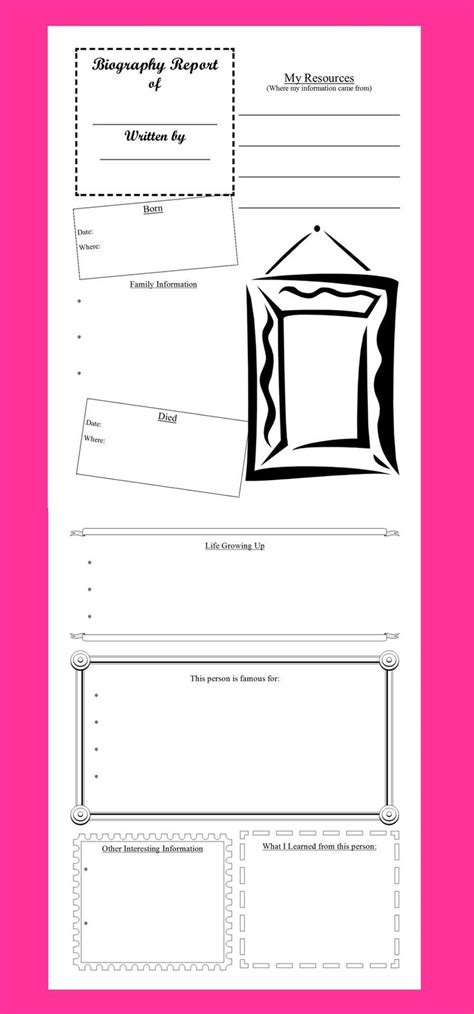 black history report template black history report template 28 images common black
