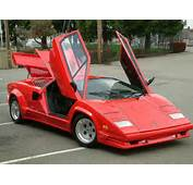 Classic Cars Lamborghini Countach
