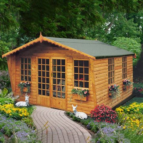 beaulieu summer house 10 x 10 colchester sheds and fencing