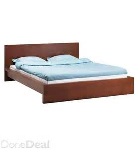 Second Bed Frame For Sale Uk Ikea Malm Bed Frame For Sale In Dublin Donedeal Co Uk