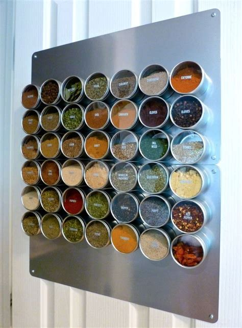 Spice Rack For Large Containers 25 Best Ideas About Spice Storage On Kitchen