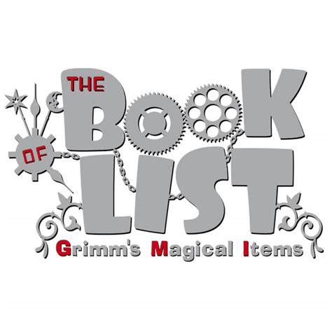 The Book Of List Grimm S Magical Items 01 the book of list grimm s magical items carlsen verlag