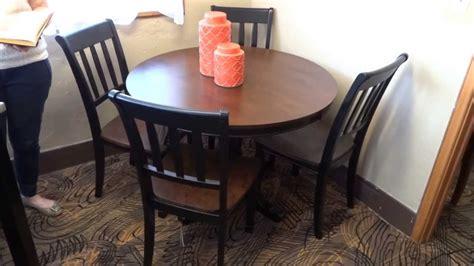 buy ashley furniture owingsville round dining room table set bringithomefurniture com ashley furniture owingsville round dining table set d58015