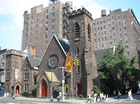 City Light Church Nyc by The Limelight