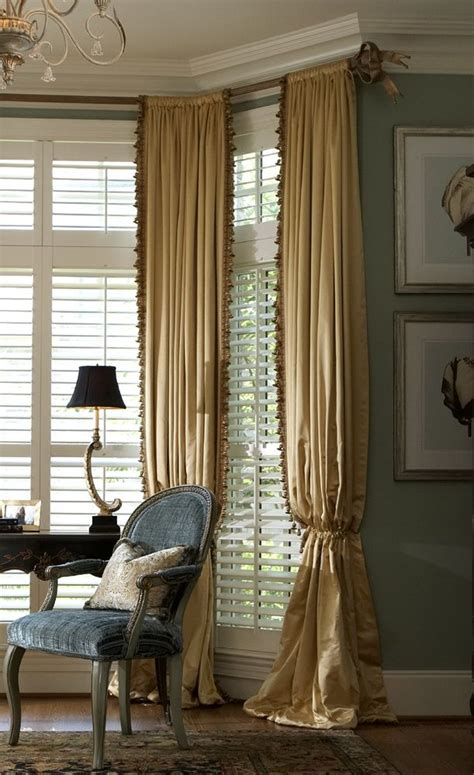 no curtains just blinds 283 best curtain heading images on pinterest