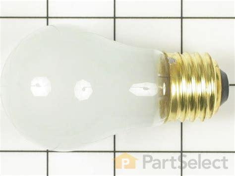 frigidaire refrigerator light bulb replacement frigidaire refrigerator light bulb for refrigerator