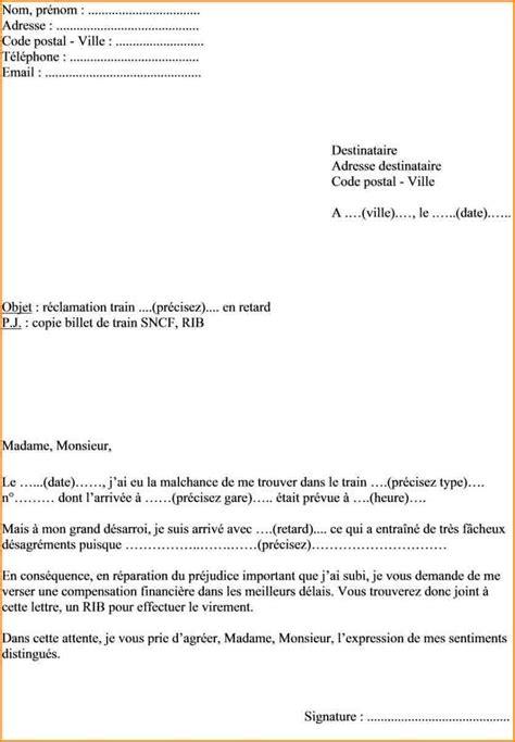 Free Mobile Lettre De Réclamation 8 Lettre De Reclamation Curriculum Vitae Etudiant